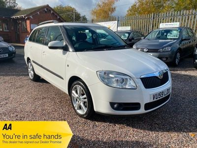 SKODA Fabia Estate 1.4 16v 3 5dr