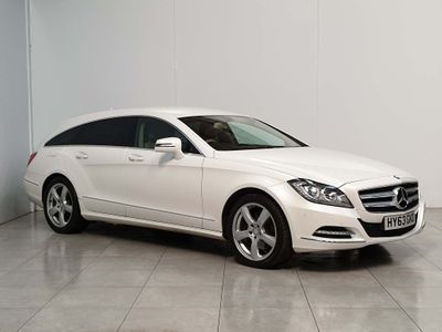 Mercedes-Benz CLS Estate 2.1 CLS250 CDI BlueEFFICIENCY Shooting Brake 7G-Tronic Plus (s/s) 5dr