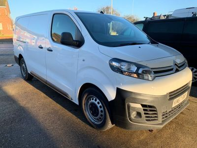 Citroen Dispatch Panel Van 1.6 BlueHDi 1200 X XL 6dr