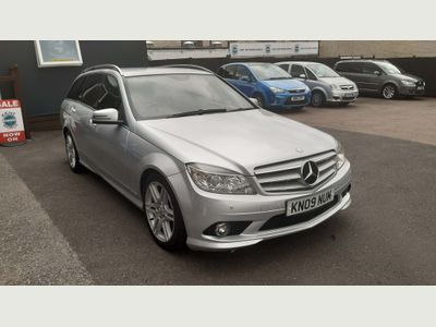 Mercedes-Benz C Class Estate 2.1 C220 CDI Sport 5dr