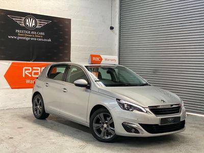Peugeot 308 Hatchback 1.2 PureTech Allure (s/s) 5dr