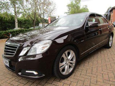 Mercedes-Benz E Class Unlisted E 350 CDi BLUE EFFICIENCY 3.0 AVANTGARD