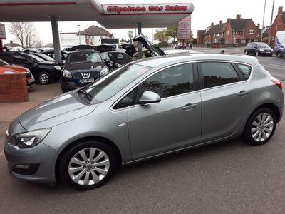 Vauxhall Astra Hatchback 1.3 CDTi ecoFLEX Tech Line (s/s) 5dr