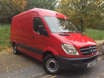 Mercedes-Benz Sprinter Panel Van 2.1 CDI 209 5dr MWB