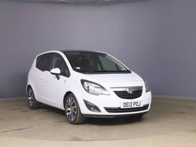Vauxhall Meriva MPV 1.4 i 16v Active Limited Edition 5dr (a/c)