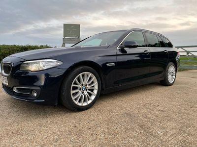 BMW 5 Series Estate 3.0 535d Luxury Touring 5dr