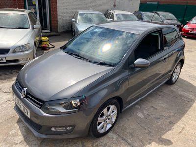 Volkswagen Polo Hatchback 1.2 TDI CR Match 3dr