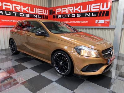 Mercedes-Benz A Class Hatchback 1.6 A160 AMG Line (Executive) (s/s) 5dr