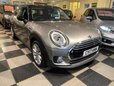 MINI Clubman Estate 2.0 Cooper D (s/s) 6dr