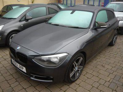BMW 1 Series Hatchback 1.6 116i Sport Sports Hatch 3dr