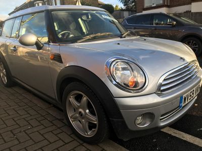 MINI Clubman Estate 1.6 Cooper 5dr