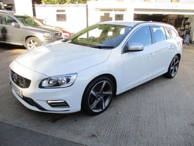 Volvo V60 Estate 2.0 D4 R-Design (s/s) 5dr