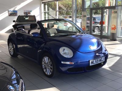 Volkswagen Beetle Convertible 2.0 Cabriolet 2dr
