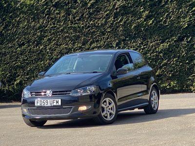 Volkswagen Polo Hatchback 1.2 Moda 3dr