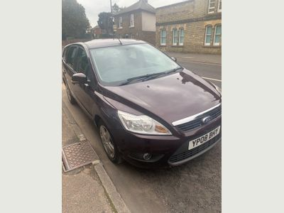 Ford Focus Estate 1.6 TDCi Style 5dr