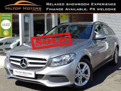 Mercedes-Benz C Class Estate 1.6 C200 CDI BlueTEC SE G-Tronic+ (s/s) 5dr