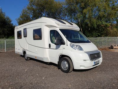 Fiat Ducato Unlisted Campervan