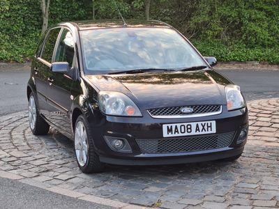 Ford Fiesta Hatchback 1.4 Zetec Climate 5dr