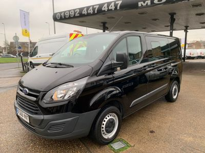 Ford Transit Custom Other 2.0 TDCi 270 Double Cab-in-Van L1 H1 6dr (EU6)