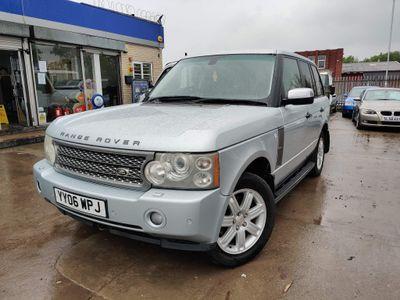 Land Rover Range Rover SUV 3.0 Td6 Vogue SE 5dr