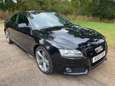 Audi A5 Coupe 3.0 TDI S line S Tronic quattro 2dr