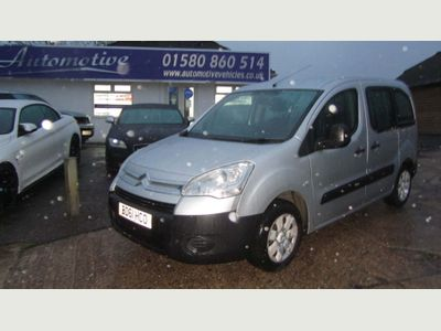 Citroen Berlingo MPV 1.6 TD VT Estate 5dr