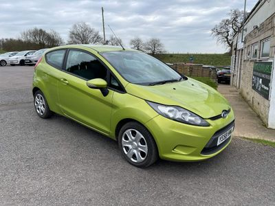 Ford Fiesta Hatchback 1.25 Style + 3dr