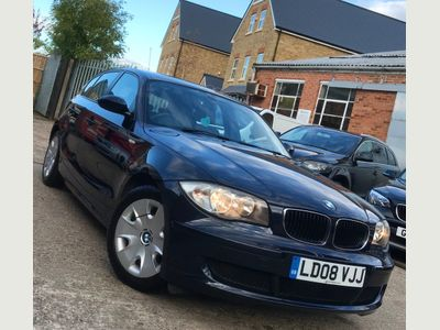 BMW 1 Series Hatchback 1.6 116i Auto 5dr