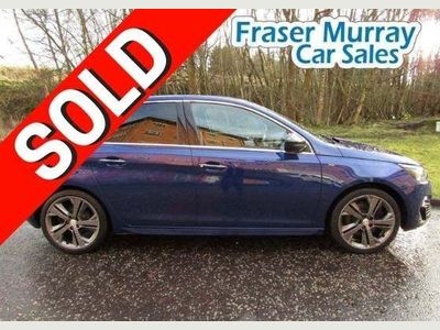 Peugeot 308 Hatchback 2.0 BlueHDi GT EAT6 5dr