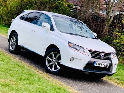 Lexus RX 450h SUV 3.5 Advance CVT 4WD 5dr (Pan roof)