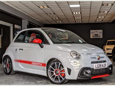 Abarth 595 Hatchback 1.4 T-Jet Turismo 70th Auto 3dr
