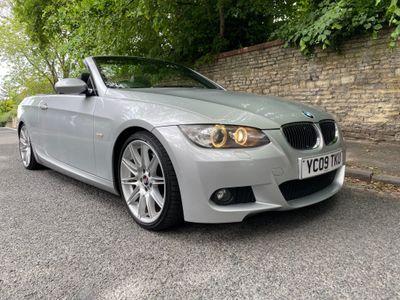 BMW 3 Series Convertible 3.0 330i M Sport Highline 2dr