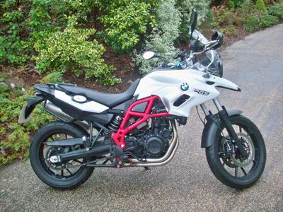 BMW F700GS Adventure 700 GS Rallye ABS Adventure