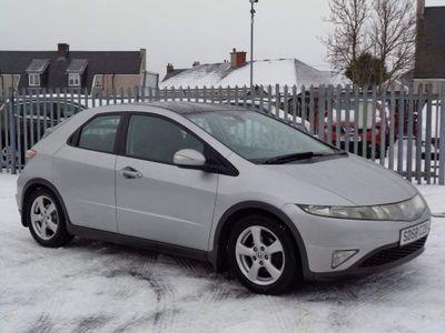 Honda Civic Hatchback 1.8 i-VTEC ES 5dr