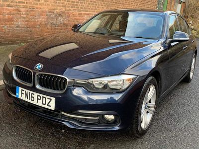 BMW 3 Series Saloon 1.5 318i Sport (s/s) 4dr
