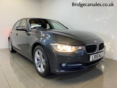 BMW 3 Series Saloon 1.6 316i Sport (s/s) 4dr