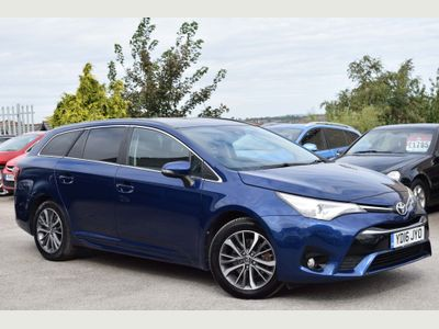 TOYOTA AVENSIS Estate 2.0 D-4D Business Edition Plus Touring Sports (s/s) 5dr