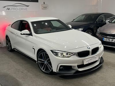 BMW 4 Series Coupe 2.0 430i M Sport Auto (s/s) 2dr