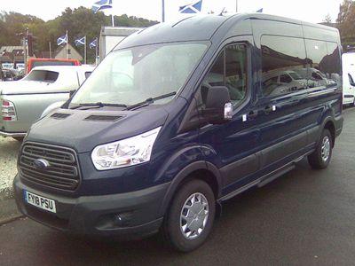 Ford Transit Minibus 2.2 TDCi 410 HDT Trend Bus L3 H2 5dr (14 Seat)