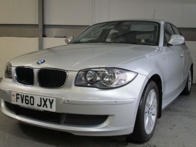 BMW 1 Series Hatchback 2.0 116i ES Auto 5dr