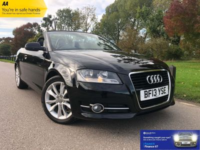 AUDI A3 CABRIOLET Convertible 1.6 TDI Sport Final Edition Cabriolet 2dr