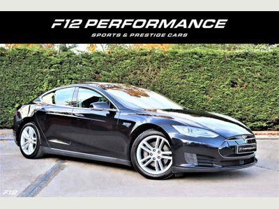 Tesla Model S Saloon E 70D CVT 4x4 5dr