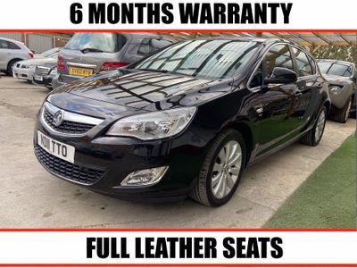 Vauxhall Astra Hatchback 1.6 16v Elite Easytronic 5dr