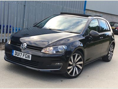 Volkswagen Golf Hatchback 2.0 TDI BlueMotion Tech GT Edition (s/s) 5dr