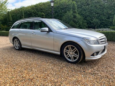 Mercedes-Benz C Class Estate 1.8 C180 BlueEFFICIENCY Sport 5dr
