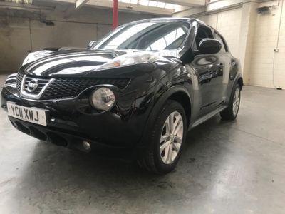 Nissan Juke SUV 1.6 Tekna 5dr