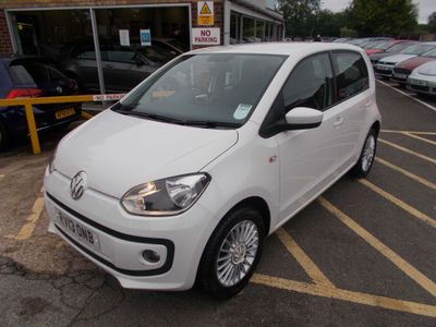 Volkswagen up! Hatchback 1.0 High up! 5dr