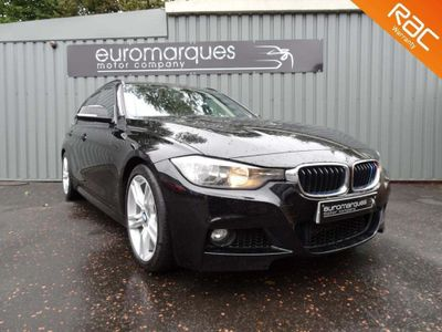 BMW 3 Series Estate 2.0 320d BluePerformance M Sport Touring (s/s) 5dr