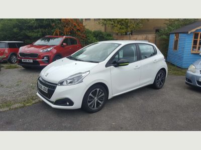 Peugeot 208 Hatchback 1.2 PureTech Active Design Lime 5dr