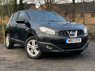 Nissan Qashqai SUV 1.6 dCi Acenta 2WD (s/s) 5dr
